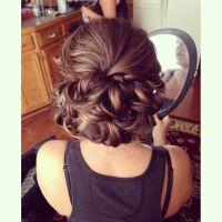 Best 25+ Wedding Hair Brunette ideas only on Pinterest ...
