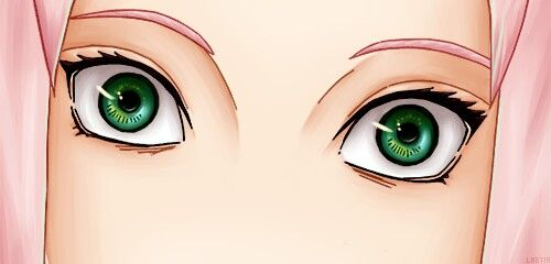 Sakura Haruno Cute Wallpaper Sakuras Eyes Anime Pics Pinterest Eyes