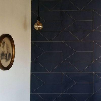 ferm LIVING Lines Wallpaper: http://www.fermliving.com/webshop/shop/wallpaper/lines-wallpaper ...