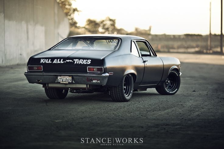 Hd Tune Up Cars Wallpaper Kill All Tires Brian Scotto S 1972 Chevy Napalm Nova