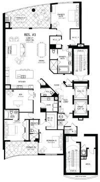 1000+ images about Home--Floorplans: Condos on Pinterest ...