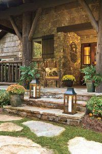 25+ Best Ideas about Stone Front Porches on Pinterest ...