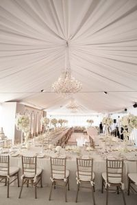 25+ best ideas about White Wedding Decorations on ...
