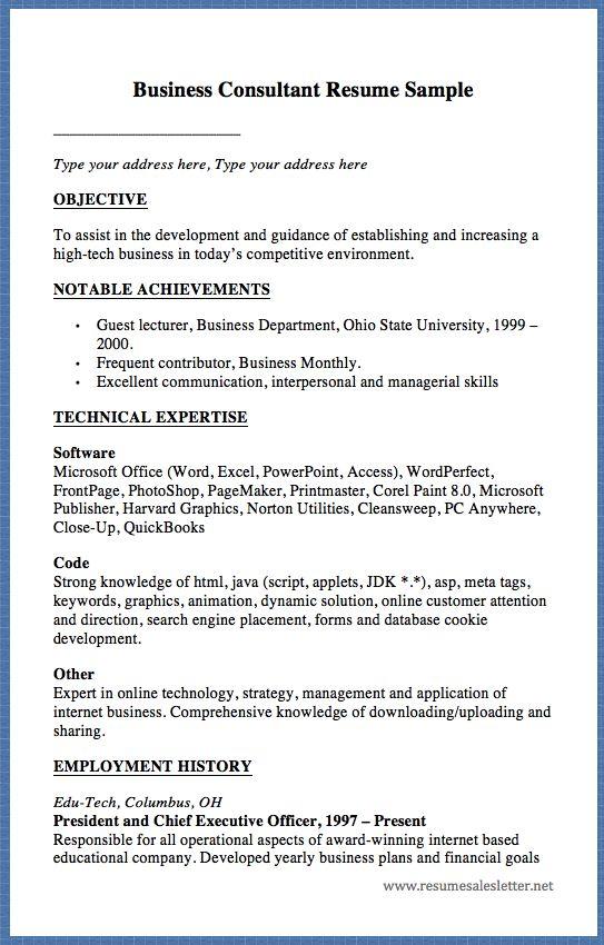resume notable accomplishments