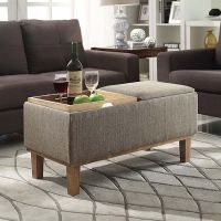 25+ best ideas about Storage ottoman coffee table on ...