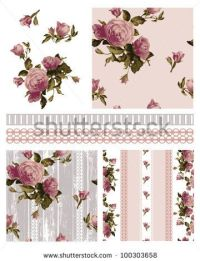 45 best images about Shabby Chic Patterns on Pinterest ...