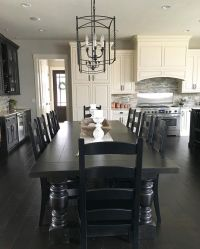 25+ best ideas about Long dining tables on Pinterest ...