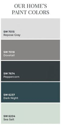 bright colors that go with gray | My Web Value