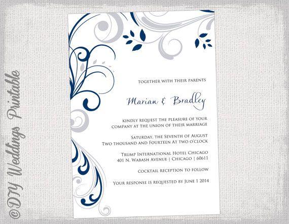 royal invitation templates