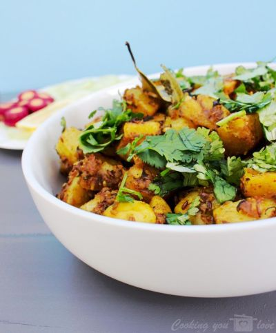 Instant Pot Achari Aloo (Indian Pickled Potatoes) | Recipe | Vegetarian diets, The o'jays and ...