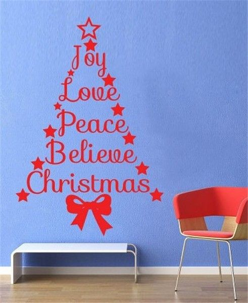 35 best images about 2013 christmas wall art on pinterest