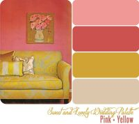 1000+ ideas about Pink Yellow Weddings on Pinterest ...