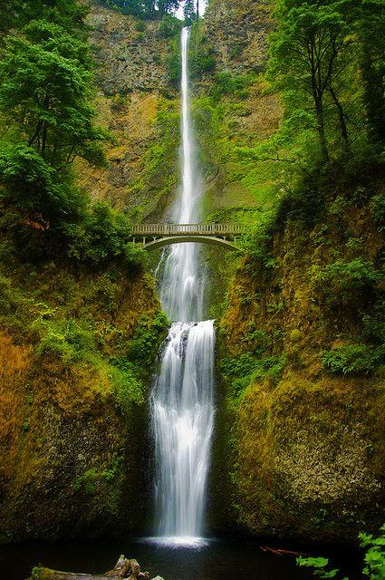 Multonomah Falls Wallpaper Majesty Of Multnomah Multnomah Falls And Columbia River
