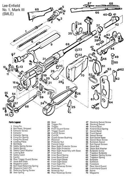 sks schematics assembly