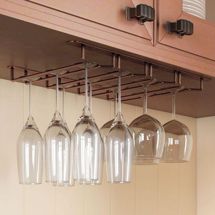 Best 10+ Wine glass rack ideas on Pinterest