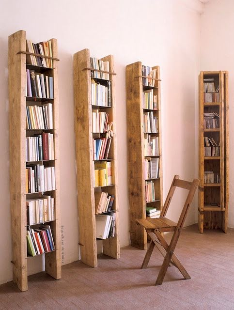 25 Best Ideas About Tall Bookshelves On Pinterest How