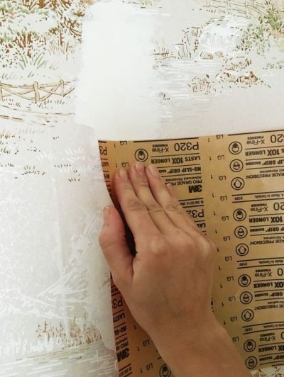 17 Best ideas about Old Wallpaper on Pinterest | Old newspaper, Removing old wallpaper and ...