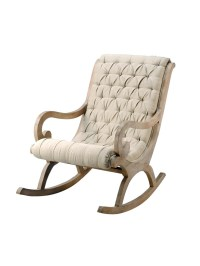 Barreveld tufted rocking chair | All about the house ...