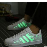 2015 men glowing sneakers with lights up luminous shoes a ...