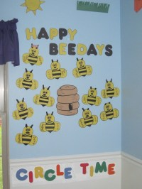 Birthday Chart Ideas For Toddlers My Variation Of A