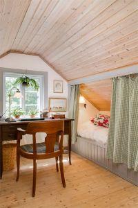 Best 25+ Sloped ceiling ideas on Pinterest | Sloped ...