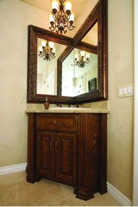 Best 25+ Corner Bathroom Vanity ideas on Pinterest ...