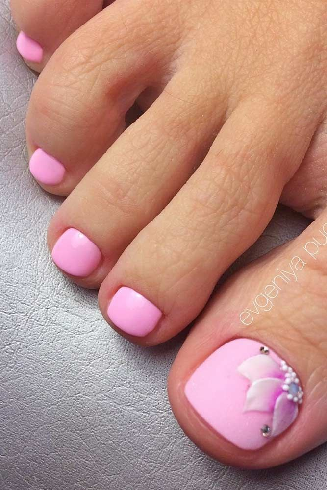25 Best Ideas About Toe Nail Designs On Pinterest
