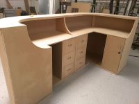 1000+ ideas about Curved Reception Desk on Pinterest