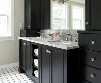 1000+ images about Black Bath Vanities on Pinterest ...