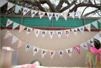 10+ ideas about Backyard Birthday Parties on Pinterest ...