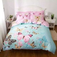 25+ best ideas about Butterfly bedding set on Pinterest ...