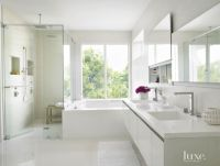 1000+ ideas about Modern White Bathroom on Pinterest ...