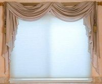 17 Best ideas about Window Scarf on Pinterest