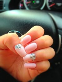 17 Best images about Nail Art Designs with Diamonds on ...