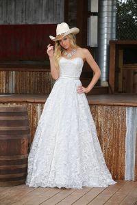 Best 25+ Western wedding dresses ideas on Pinterest