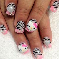 1000+ ideas about 3d Nails Art on Pinterest | Xmas nails ...