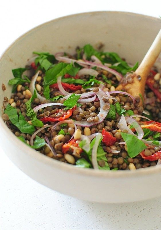 100+ Lentil Salad Recipes On Pinterest   Healthy Lentil Recipes