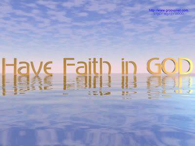 Have Faith In GOD Wallpaper, Background, Theme, Desktop   ALPHA THE OMEGA 1   Pinterest ...