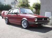 71 best images about VW Golf Cabriolet Mk1 on Pinterest ...