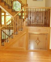 17 Best images about Railing, Spindles and Newel Posts for ...