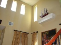 12 best images about Decorate ledges on vaulted ceilings ...