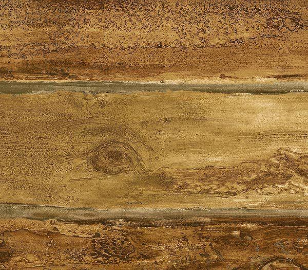 3d Wallpaper For Kitchen Interior Place Saddlebrown Faux Log Cabin Wallpaper 19