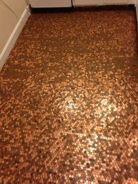 1000+ ideas about Pennies Floor on Pinterest   Penny ...