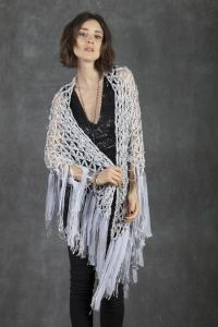 42 best images about CECILIA DE BUCOURT Signature Shawl on ...
