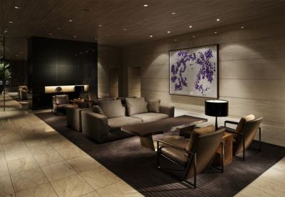 hotel lobby with fireplace | Hotels | Pinterest | See more ...