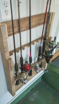 17+ best ideas about Fishing Pole Holder on Pinterest ...