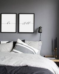 Bedroom Framed Wall Art