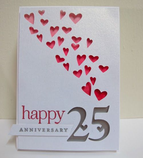 Invitation Cards Ruby Wedding Anniversary 25+ Best Ideas About Wedding Anniversary Cards On