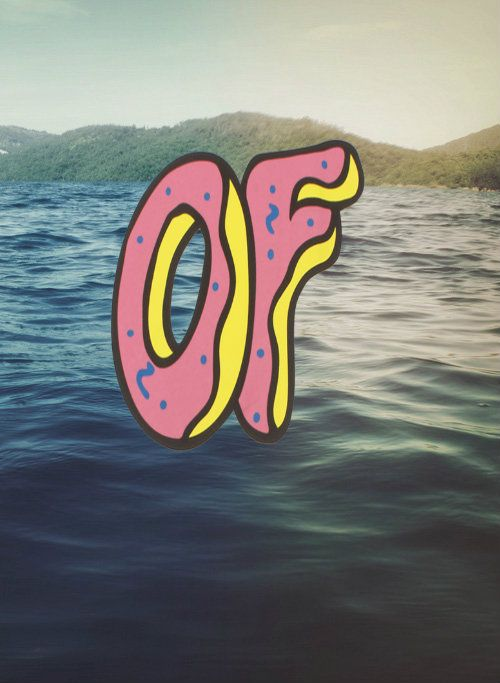 Wolf Of Wall Street Quote Iphone Wallpaper Odd Future Donut Logo Odd Future Pinterest Wolves