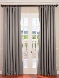 25+ best ideas about Patio door curtains on Pinterest ...